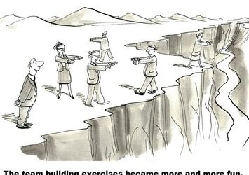 Team Building Doesn't Work