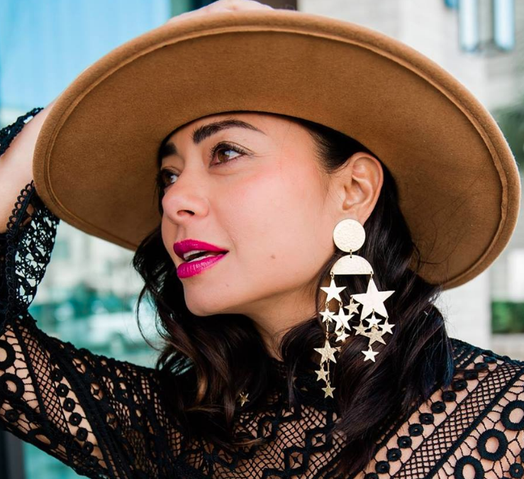 ANDREA SERRANO: Connecting With Others Through Fashion, Using Your Platform For Influence, And Being Connected To Your Community