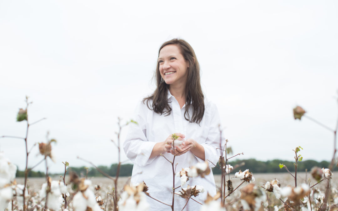 """ANNA BRAKEFIELD: Being Raised On A Farm, The Wisdom Of Growing """"Small"""", And Differentiating Yourself In The Bedding & Bath Industry"""